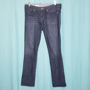 GAP Real Straight Denim Jeans size 12